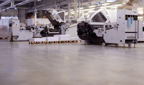 PRO+XTREME   System Professional Industrieboden Druckerei